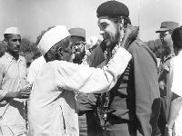 Eles publicam fotos de quando Che Guevara visitou a Índia (+Fotos). 33425.jpeg