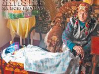 Partueriente mais velha do mundo deu à luz ao seu filho com 79 anos