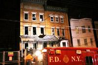Oito crianças morreram num incêndio em Nova York