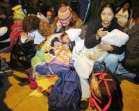 Mortal terremoto no Peru : 72 mortos e 680 feridos
