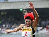 A russa medalhista de ouro nos saltos triplo e em distância quer competir em Pequim