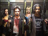 Rose McGowan é estrela do novo filme de Quentin Tarantino