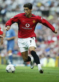 Cristiano Ronaldo odiado na Inglaterra