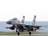 Sukhoi venderá mais de 100 caças à Força Aérea russa