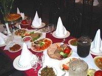 Medvedev oferece banquete