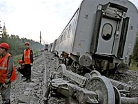 Grupo extremista checheno  reevindicou atentado contra trem na Rússia