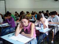 720 mil alunos participam da Prova Brasil hoje
