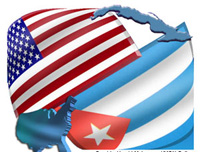 Bush deseja liberdade de Cuba