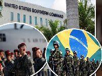 'Exercito brasileiro pode virar puxadinho das forças armadas dos EUA'. 30446.jpeg