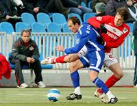 Arrancou Campeonato Russo de 2007  com vítórias do CSKA e Spartak