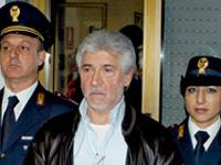 Polícia italiana deteve o homem considerado o chefe da máfia