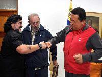 Diego Maradona um campeão que surgiu da pobreza, mas nunca a abandonou. 34455.jpeg