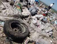 Humanidade poderá morrer sob biliões de toneladas de seu próprio lixo