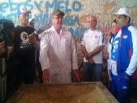 Estamos na Bolívia cumprindo o sonho de Che, afirma médico cubano. 27456.jpeg