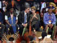 Dilma homologa quatro TIs e cria Conselho de Política Indigenista. 23457.jpeg