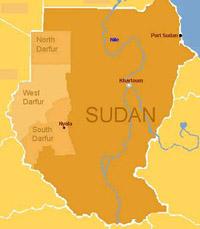 ONU acusa o Governo do Sudão