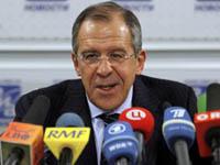 Lavrov qualificou