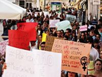 Manifestações em Portugal marcam repúdio à cultura do estupro. 24463.jpeg