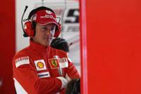 Schumacher retorna às pistas