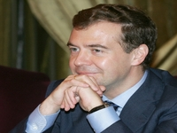 Medvedev: Energia é elemento chave nas relações entre Rússia e China