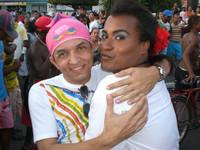 Parada Gay de Feira marcada por protestos