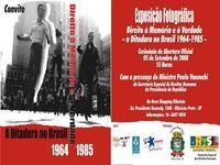 Ditadura no Brasil: Exposição Fotográfica