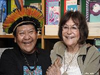 Fotógrafa Claudia Andujar é premiada por seu trabalho com os Yanomami. 29466.jpeg