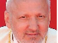 Ator russo faz papel de João Paulo II