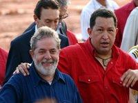 Lula se encontra com Chávez em Salvador nesta terça-feira