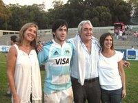 Ráguebi – Argentina campeão sul-americano em Montevidéu