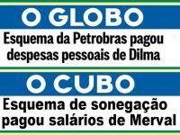 Dilma não aceita a merdalha de O Globo. 24469.jpeg