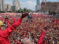 Pela paz, acto político-cultural solidário com a Revolução Bolivariana. 30469.jpeg