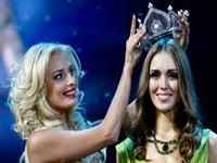 Miss Mundo é da Sibéria
