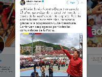 Maduro comemora criação de missão Bairro Adentro Esportivo. 31472.jpeg