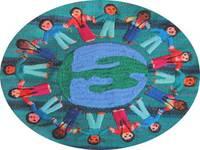 Delegação do Cazaquistão visita Grupo Arco-Íris (RJ)