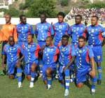 Futebol CAN 2008: A selecção cabo-verdiana de futebol prepara jogo com Gambia
