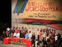 Respeito pela soberania dos povos marca XXV Fórum de São Paulo. 31477.jpeg