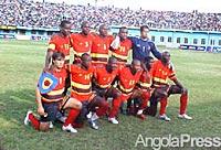 Cinco mil dólares para o melhor jogador angolano  da Copa