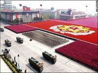 RDP Coreia lança dois mísseis