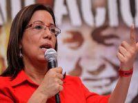Socialistas venezuelanos continuam campanha contra a violência. 32482.jpeg