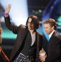 Rodrigo Santoro perdeu o prêmio do MTV para Jack Nicholson