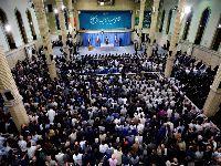 Khamenei: Presença do povo na eleição é crucial a Segurança Nacional. 26484.jpeg
