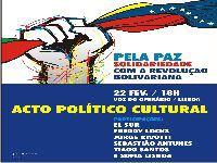 Pela paz: Solidariedade com a revolução bolivariana. 30485.jpeg