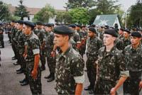 Brasil aumenta 50% as despesas militares para 2008