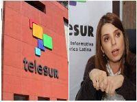 Presidenta da Telesul responde às ameaças da direita venezuelana. 32490.jpeg
