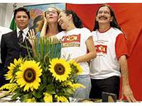 Luciana Genro sobre violência em SP