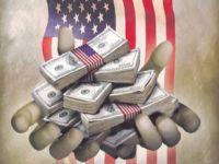 Estados Unidos: dinheiro, um importante eleitor. 23498.jpeg