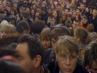 Terroristas causam caos em Moscovo