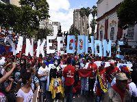 92% dos venezuelanos rechaçam planos de invasão militar no país. 30502.jpeg