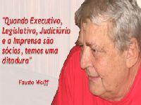 10 anos sem o jornalista Fausto Wolff. 29505.jpeg